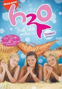 H2O: Just Add Water (UK DVD Cover)