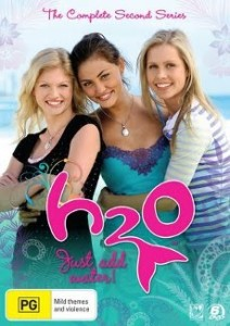 H2O: Just Add Water (Australian DVD Cover)