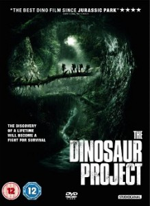 The Dinosaur Project (DVD Cover)