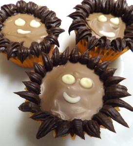 Bigfoot Cupcakes