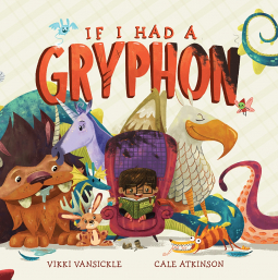 If I Had a Gryphon Cover