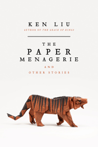 Paper Menagerie Cover