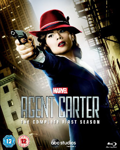 Agent Carter Cover (UK)