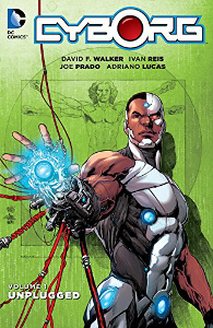 Cyborg Cover