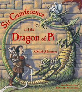 Dragon of Pi Cover