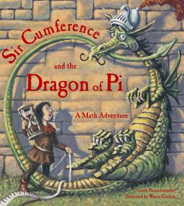 Dragon of Pi Cover