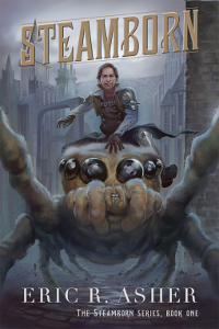 Steamborn Cover