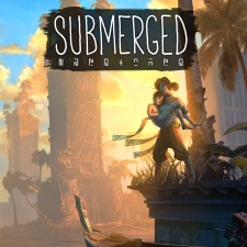 Submerged Cover: Miku carries Taku