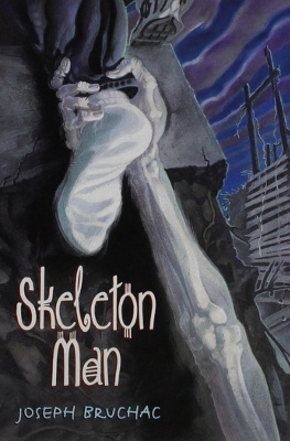 Skeleton Man Cover